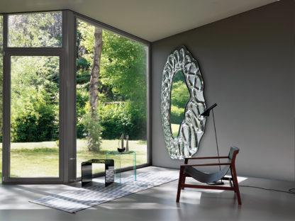 1 FIAM design spiegel Caldeira 105x112 design by Xavier Lust