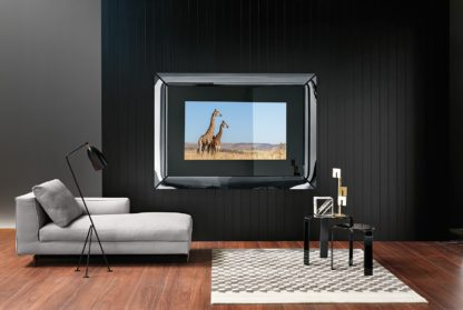 1 Fiam design spiegel Caadre TV design by Philippe Starck