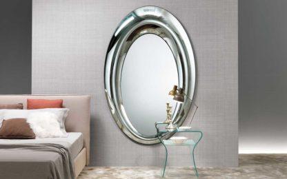 FIAM design spiegel Mary 120x180 design by Doriana E Massimiliano Fuksas