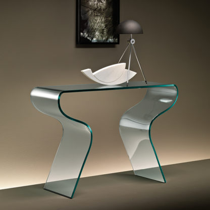 FIAM Glazen Design Side Table design by Propero Rasulo