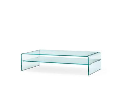 FIAM glazen salontafel Rialto Piano design by CRS FIAM