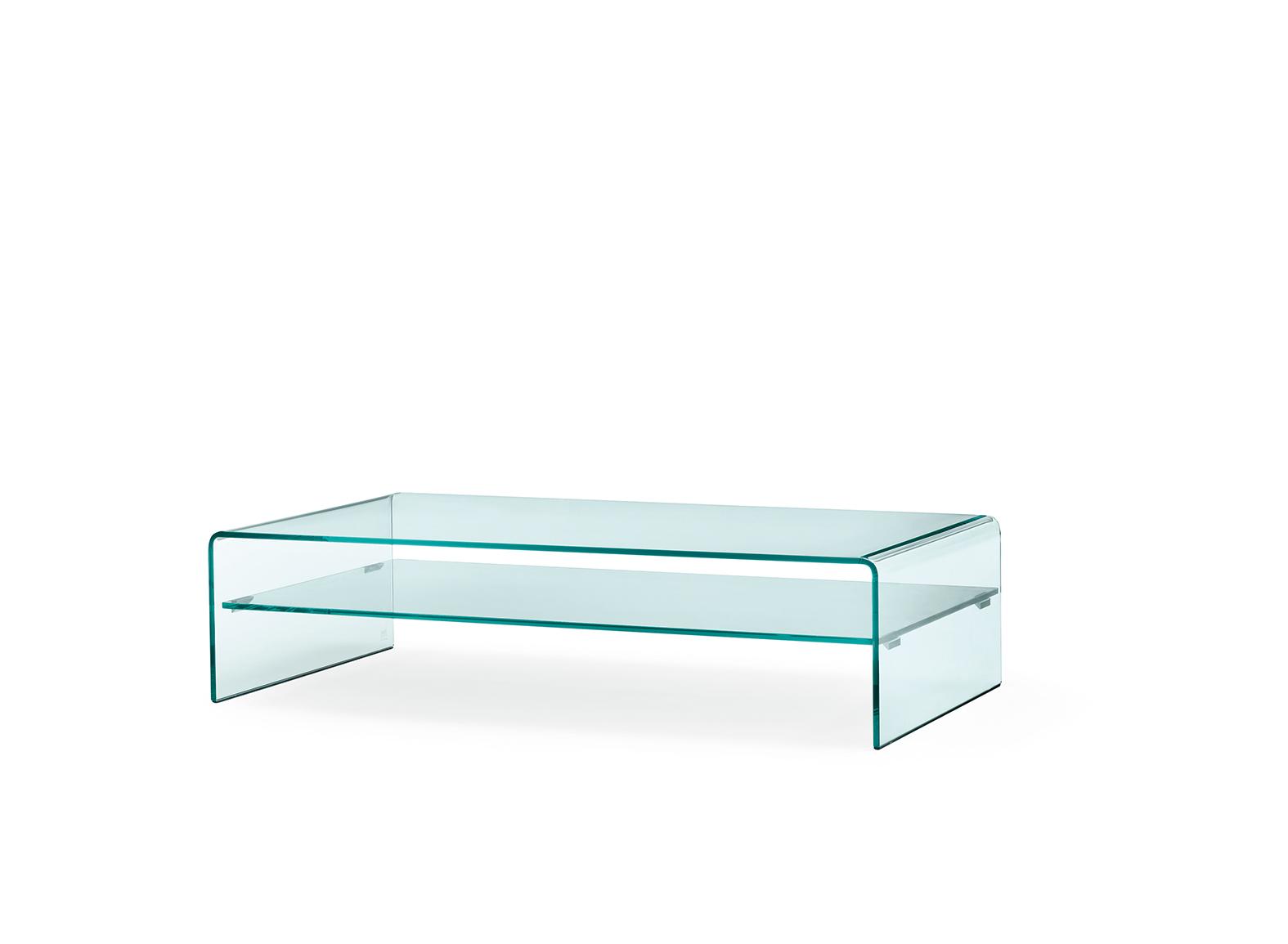 Glas Voor Salontafel.Fiam Glazen Salontafel Rialto Piano