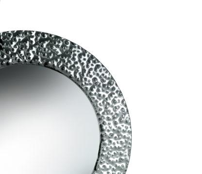 1a FIAM design spiegel Venus rond D126 design by Vittorio Livi