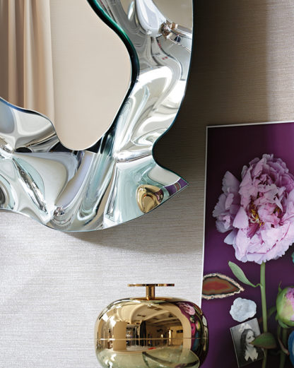 1a FIAM glazen design spiegel Christine 195x100 design by Helidon Xhixha en Dante o Benini - Luca Gonzo