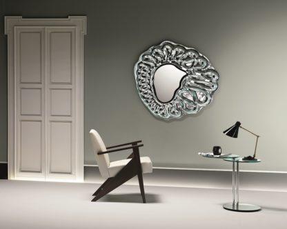 2 FIAM design spiegel Caldeira 105x112 design by Xavier Lust