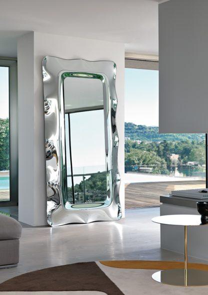 2 FIAM design spiegel Dorian 202x105 by Massimo Iosa Ghini