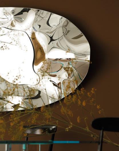 2 FIAM design spiegel Phantom ovaal 180x90 design by Helidon Xhixha en dante O. Benini - Luca Gonzo