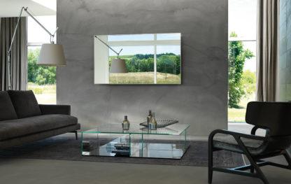 FIAM design spiegel Mirage Tv by Daniel Libeskind