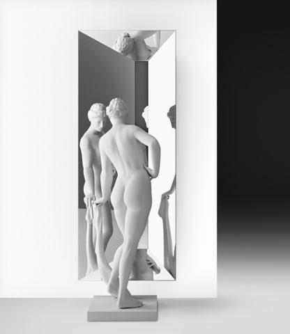 2 fiam design spiegel Reverso 180x70 design by Marzia E Leo Dainelli