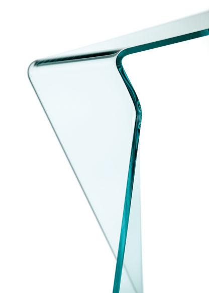 2 fiam glazen bijzettafel Sigmy design by Aquili Alberg