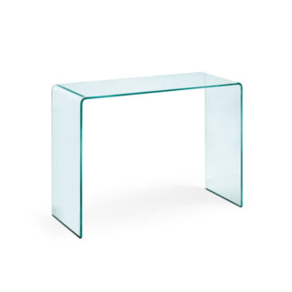 2 fiam glazen design side table Rialto by CRS FIAM