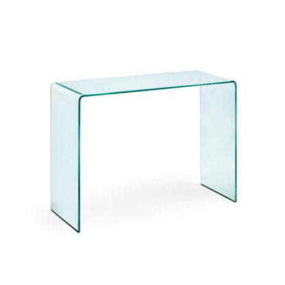 2 fiam glazen design side table Rialto by CRS FIAM