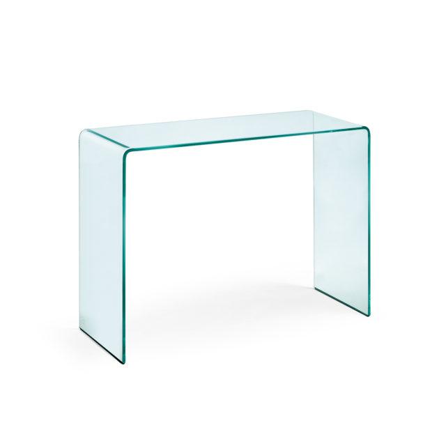 Glazen Design Sidetable.Fiam Glazen Design Side Table Rialto