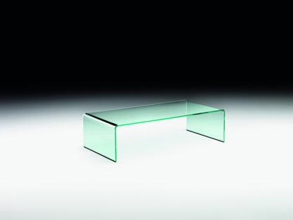 FIAM glazen salontafel Rialto design by CRS FIAM