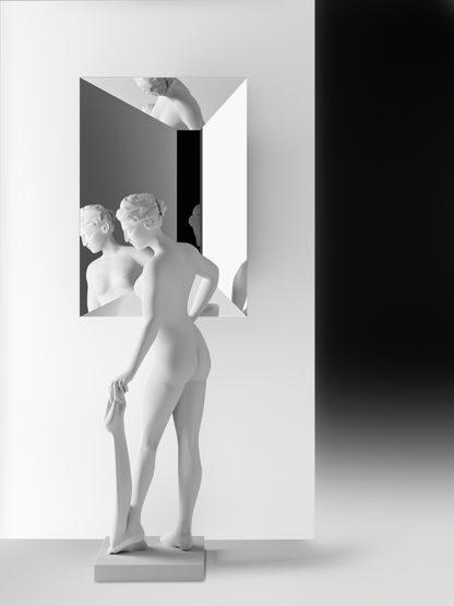 2a fiam design spiegel Reverso design by Marzia E Leo Dainelli