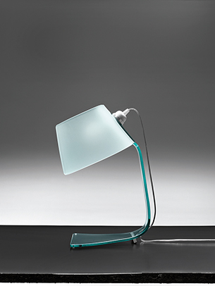 FIAM Glazen design Lamp L Astra design by Lo Bianco Mansueto
