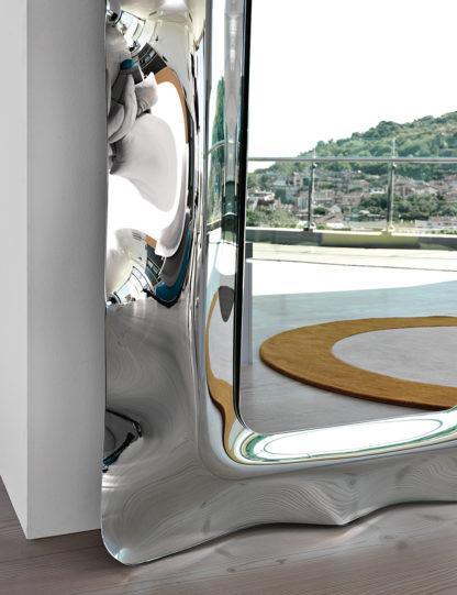 3 FIAM design spiegel Dorian 202x105 by Massimo Iosa Ghini