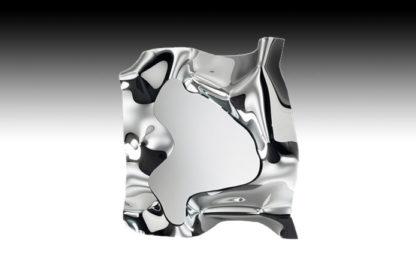 3 FIAM glazen design spiegel Christine 110x110 design by Helidon Xhixha en Dante o Benini - Luca Gonzo