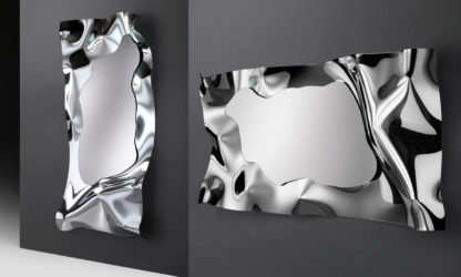 3 FIAM glazen design spiegel Christine 195x100 design by Helidon Xhixha en Dante o Benini Luca Gonzo