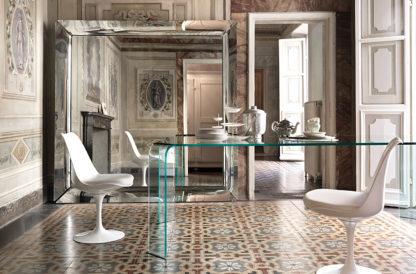 FIAM design spiegel Caadre 195x195 design by Philippe Starck