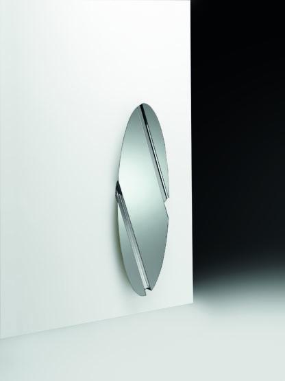 3 fiam design spiegel Wing 180x65 design by Daniel Libeskind