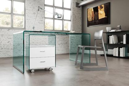 FIAM glazen bureau Rialto Office design by CRS FIAM