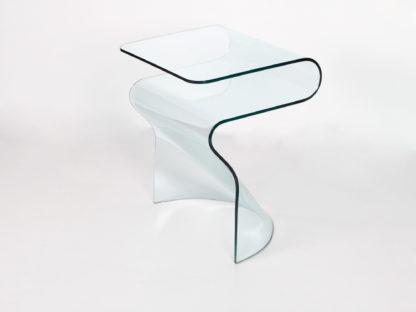 3b fiam glazen bijzettafel Sigmy design by Aquili Alberg