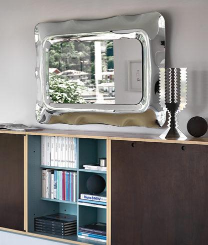 4 FIAM design spiegel Dorian 202x105 by Massimo Iosa Ghini
