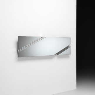 4 fiam design spiegel Wing 200x53 design by Daniel Libeskind