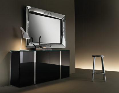 FIAM design spiegel Caadre by Philippe Starck