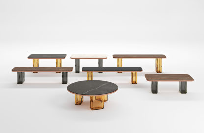 6 fiam glazen salontafel lands design by studio klass