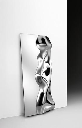 FIAM design spiegel Phantom 190x90 design by Helidon Xhixha, Dante O. Benini - Luca Gonzo