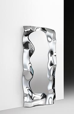 FIAM design spiegel Phantom 198x98 design by Helidon Xhixha, Dante O. Benini - Luca Gonzo