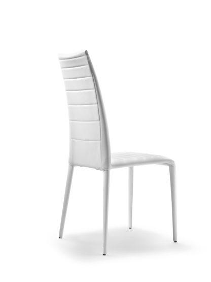 Fiam stoel Brigitte bruin design by Fabio Di Bartolomei
