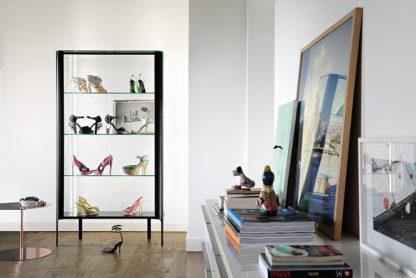 Fiam glazen design vitrine aura design by Patrick Jouin (1)