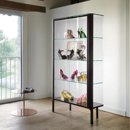 Fiam glazen design vitrine aura design by Patrick Jouin (2)
