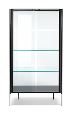 Fiam glazen design vitrine aura design by Patrick Jouin (4)