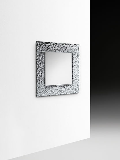 FIAM glazen design spiegel venus vierkant