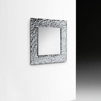 fiam glazen design spiegel venus vierkant design by vittorio livi