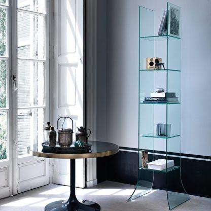 FIAM glazen vitrine Babele DESIGN BY MASSIMO MOROZZI