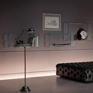 Fiam Glazen design planchet design by Luca Casini