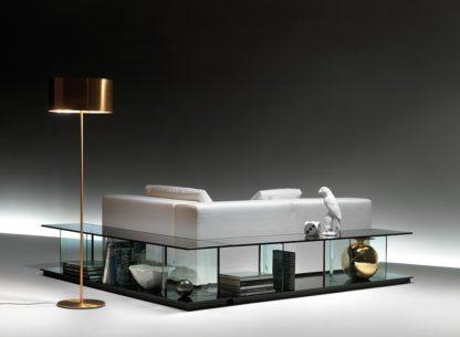 fiam glazen design vitrine INORI Setsu E Shinobu Ito