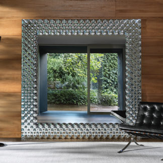 FIAM Design spiegel Pop 206x206 design by Marcel Wanders