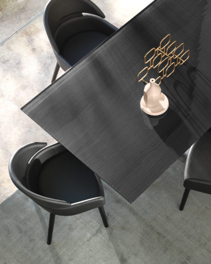 (3) fiam design glazen eettafel hype design by studio klass