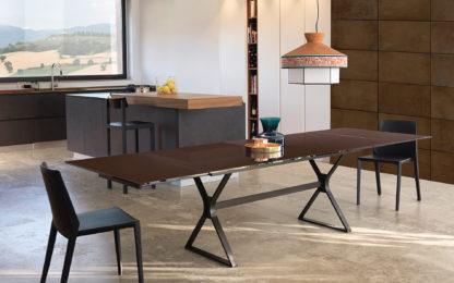 (3) fiam design glazen eettafel hype exetndable design by studio klass
