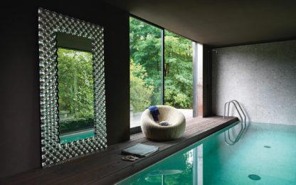 FIAM design spiegel Pop 206x206 design by Marcel Wanders