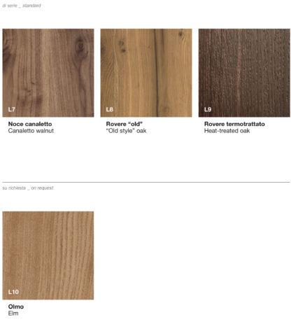 FIAM kleuren LLT wood
